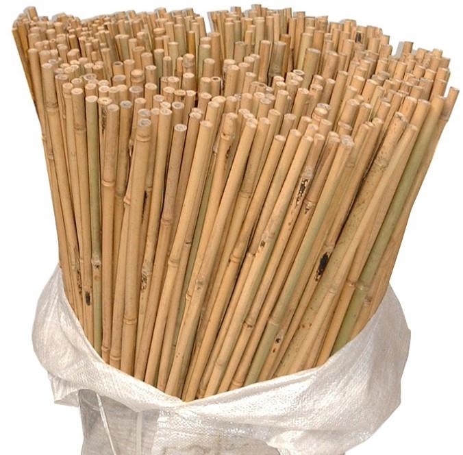 Doplnky a Hnojivá - Bambusová tyč 150cm