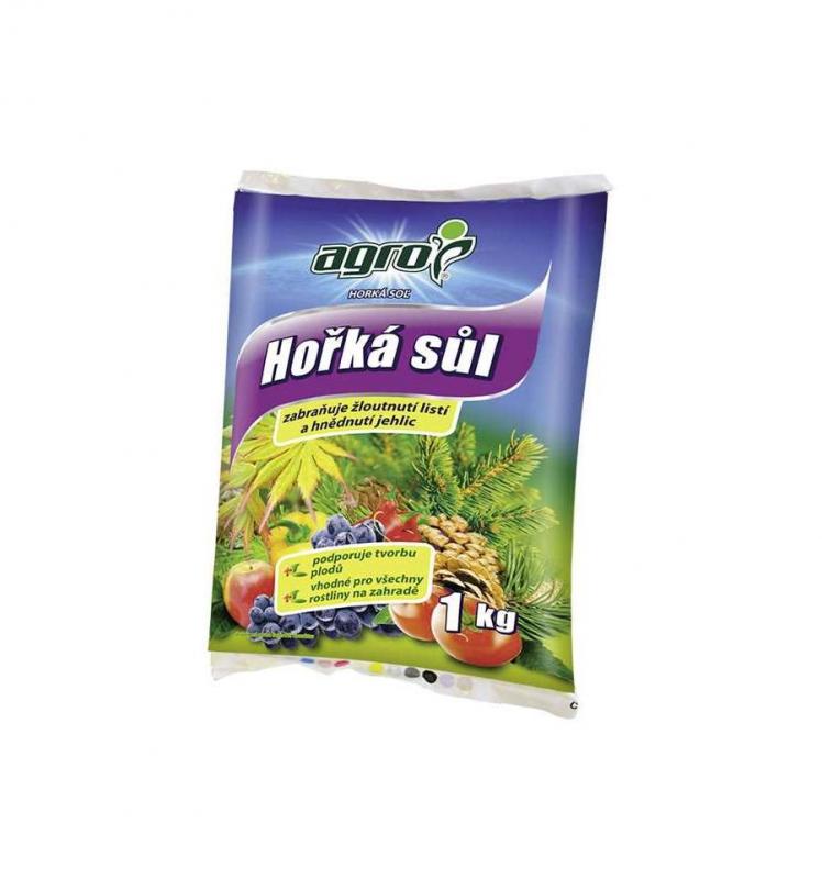 Doplnky a Hnojivá - Horká soľ 1kg