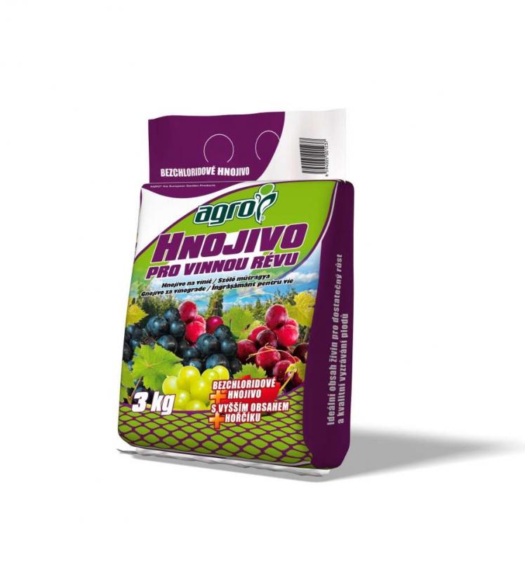 Doplnky a Hnojivá - Hnojivo na vinič 3 kg