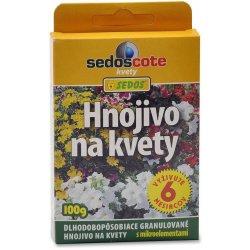 Doplnky a Hnojivá - Sedoscote 6 mesačné 100 g