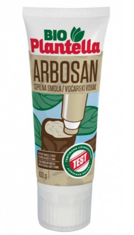 Doplnky a Hnojivá - Bio Plantella Arbosan 100g tuba balzam