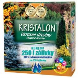 Doplnky a Hnojivá - Kristalon - kryštalické hnojivo Okrasné dreviny