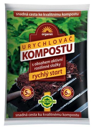 Doplnky a Hnojivá - Urýchľovač kompostu  5 kg