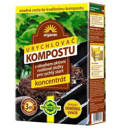 Doplnky a Hnojivá - Urýchľovač kompostu  1 kg